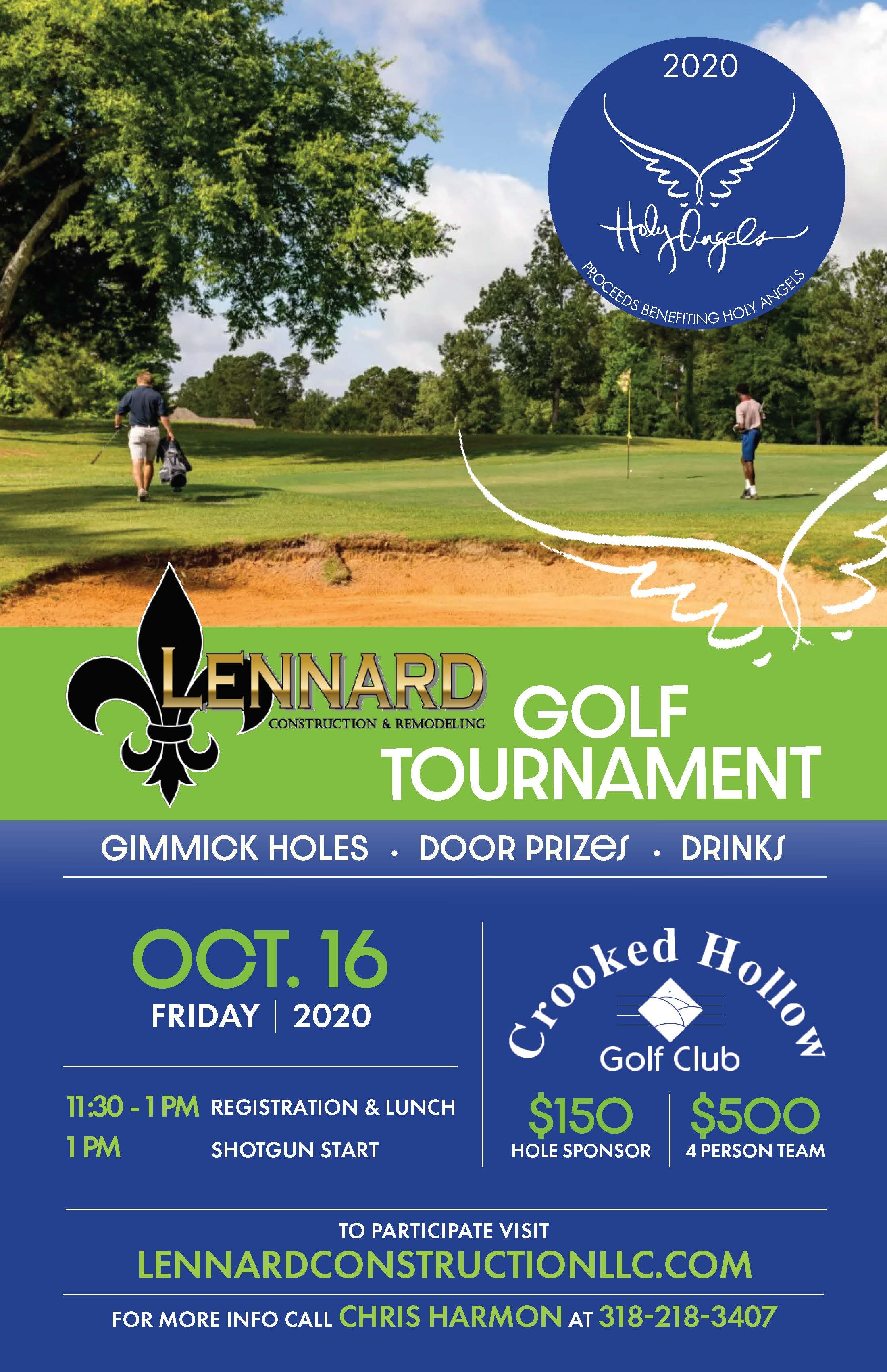 Lennard Golf Tournament @ Crooked Hollow Golf Course